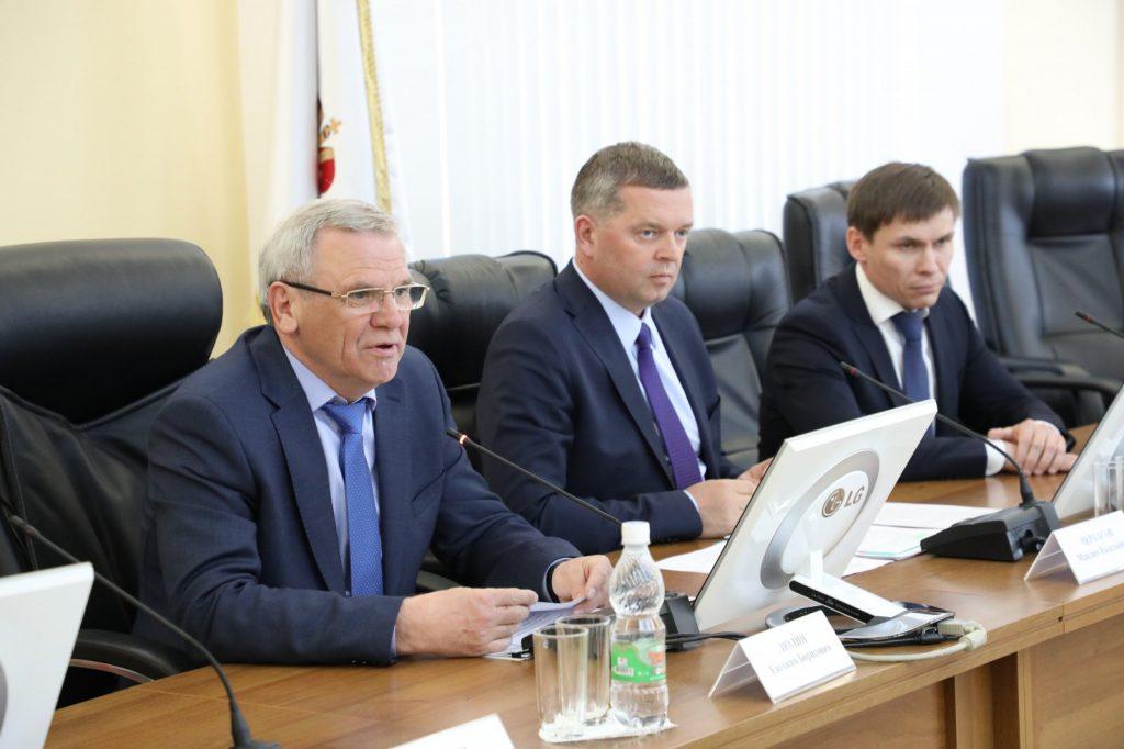 Финалисты управленческих чемпионатов смогут войти вкадровый резерв правительства Нижегородской области