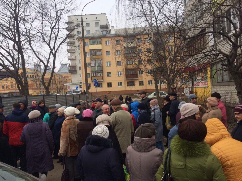 Незваная гостиница. Жители требуют остановить строительство отеля возле Нижегородской ярмарки