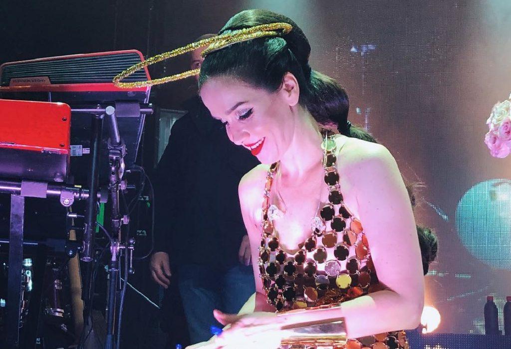 Наталия Орейро отменила концерт в Нижнем Новгороде