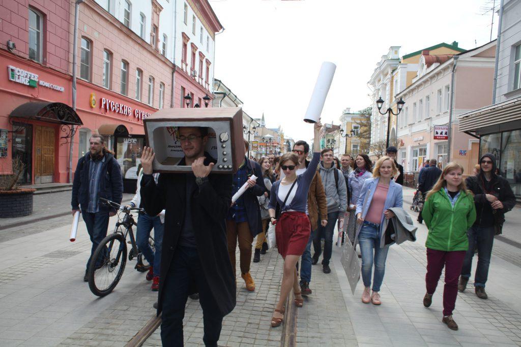 В Нижнем Новгороде разрешили проведение «Монстрации»