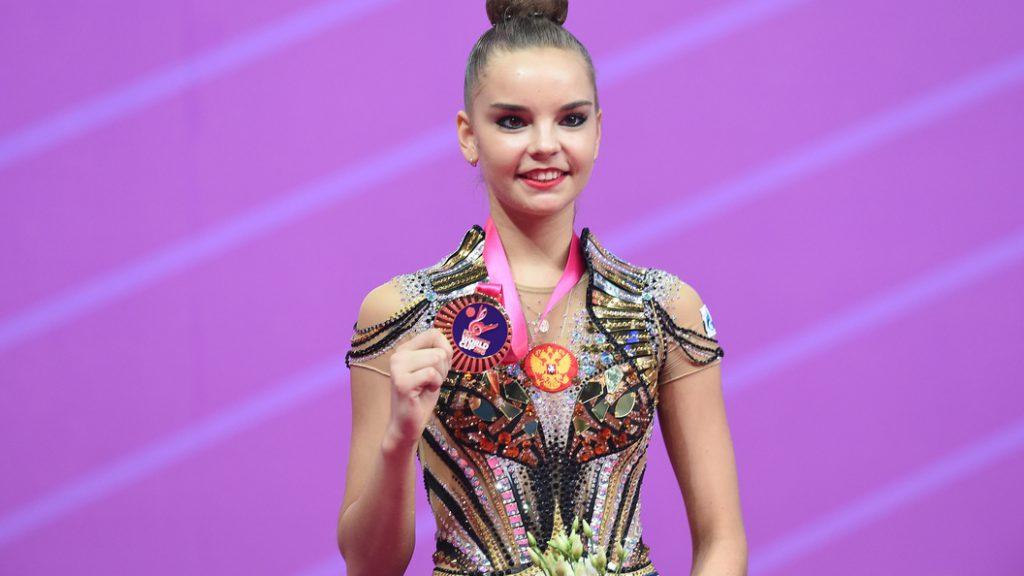 Аплодисменты стоя. Золотое выступление Дины Авериной на Кубке мира по художественной гимнастике