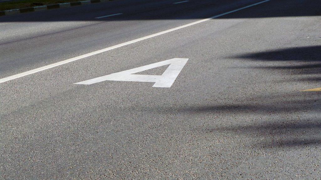 Выделенная полоса появится на проспекте Гагарина 1 июня (КАРТА)