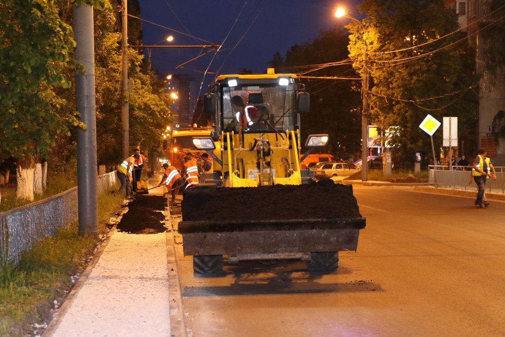 Названы 19 участков дорог в Нижнем Новгороде, которые отремонтируют в первую очередь