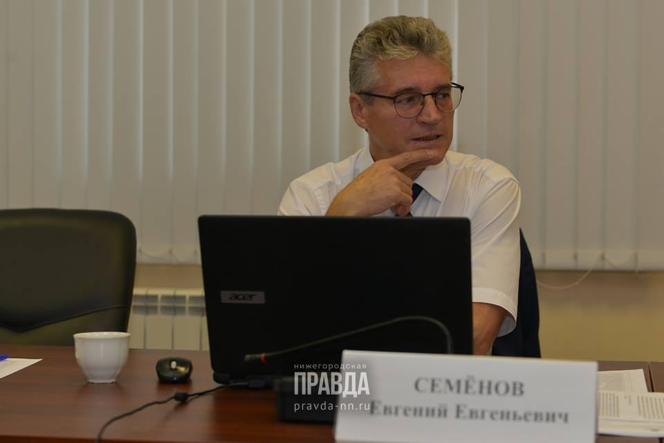 Евгений Семёнов: «Принятие поправок к Конституции – это мировоззренческий процесс»