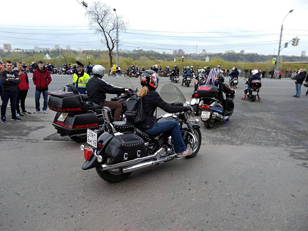 Авиашоу, экс-солист Deep Purple и сотни мотоциклов. Фестиваль «Moto Family Days» пройдёт в Нижнем Новгороде