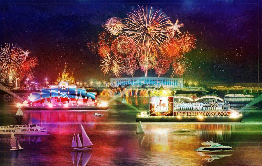 Гала-шоу в Нижнем Новгороде 21 августа посетят 9 глав дипмиссий