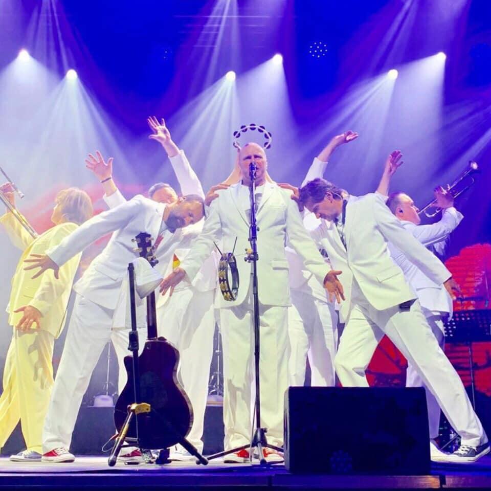 В КЗ «Юпитер» во время концерта группы «Несчастный случай» сработала пожарная сигнализация