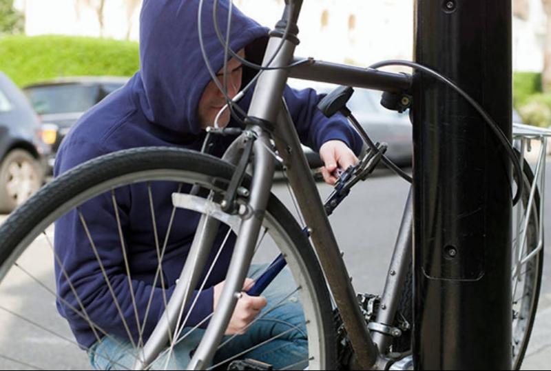 Нижегородец украл девять велосипедов