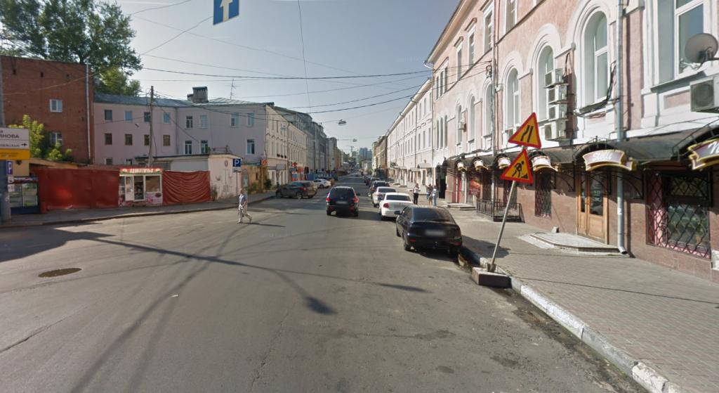 Одну из центральных улиц Нижнего Новгорода перекроют для движения на месяц