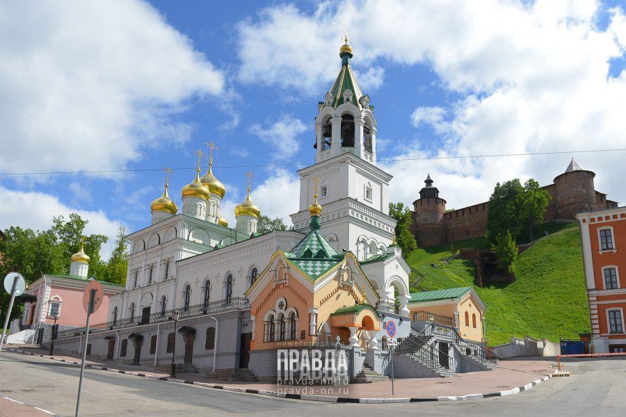Запрет на посещение нижегородских храмов продлили