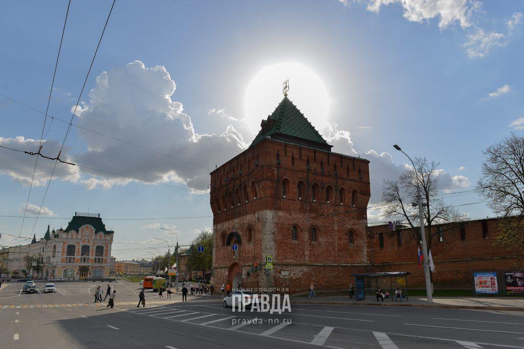 Центр Нижнего Новгорода будет заблокирован для автомобилей на два дня