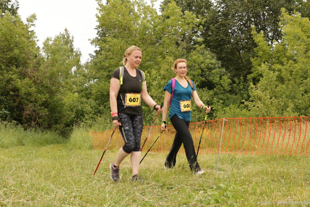 В Нижнем Новгороде пройдут соревнования по скандинавской ходьбе «Лесные тропы»