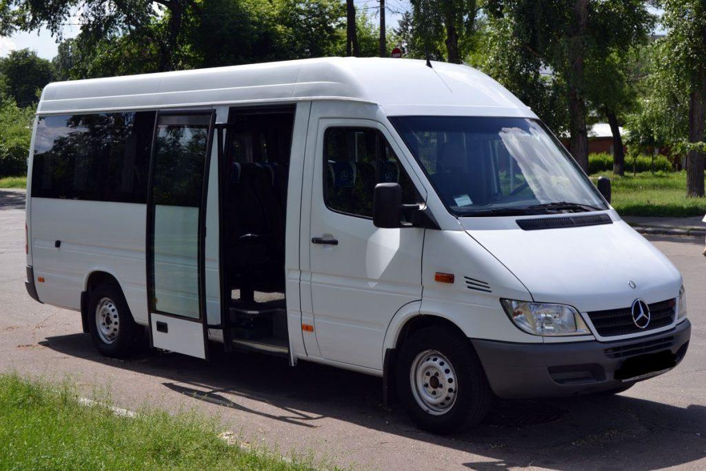В Нижегородской области угнали микроавтобус