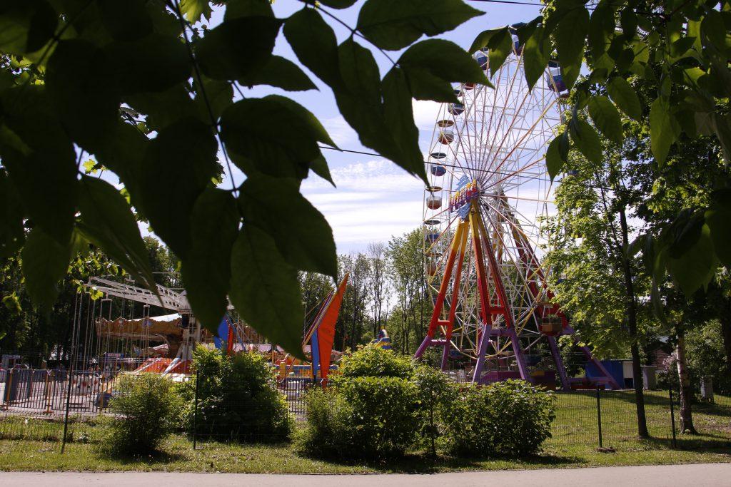 Правда или ложь: в Нижнем Новгороде откроются аттракционы?