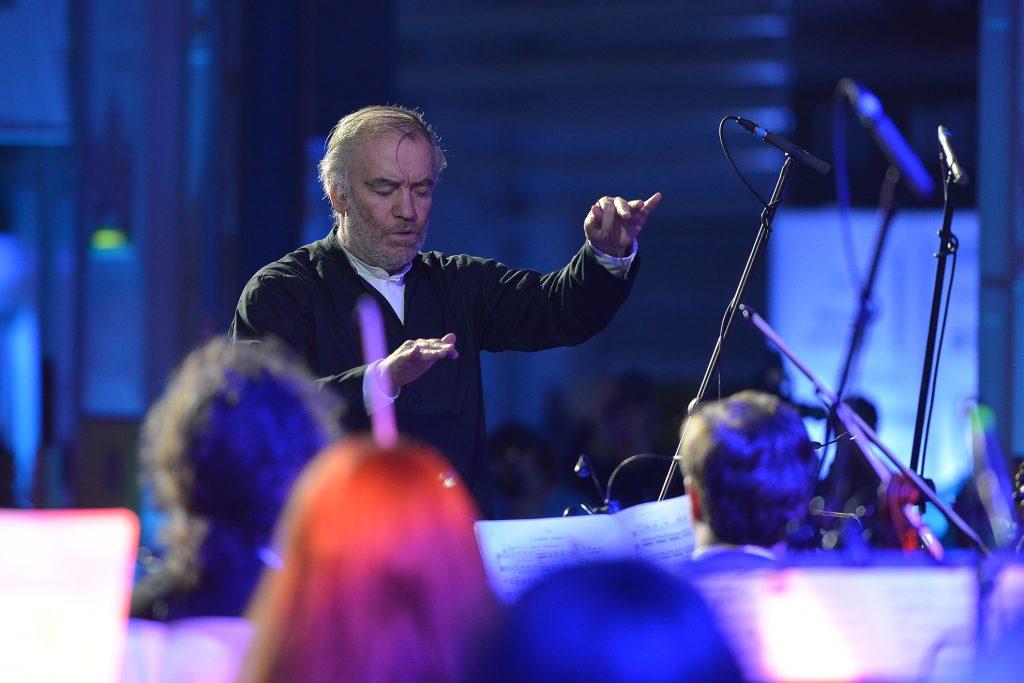 Валерий Гергиев выступил на ГАЗе