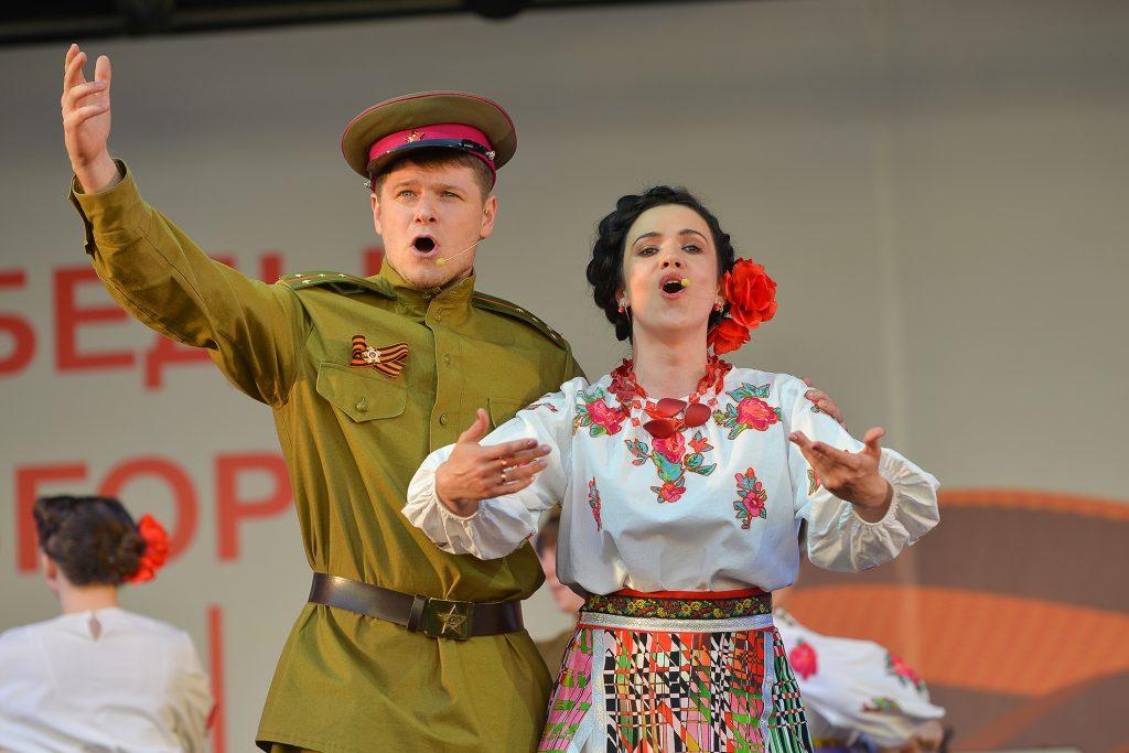 «Военные песни у Кремля» покажут на ННТВ