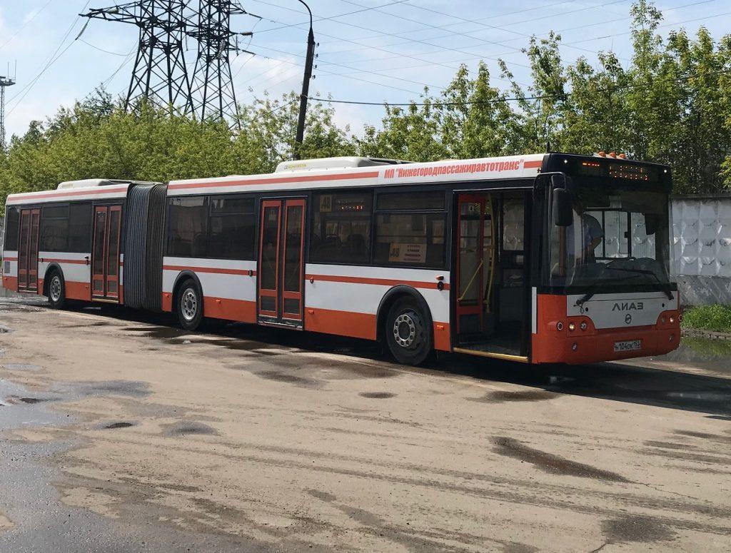 Поставщики топлива, по вине которых сломались 30 нижегородских автобусов, попали под следствие
