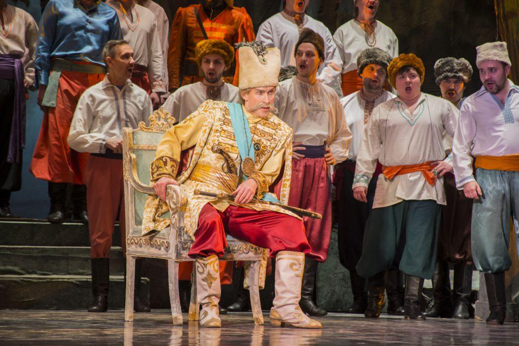 Юбилей Пушкина отметят в Нижегородском государственном академическом театре оперы и балета