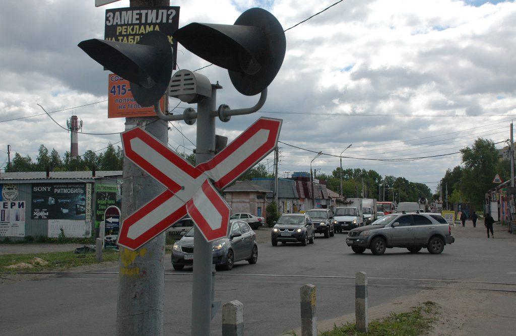 Автомобилисты не могут выехать из Нижнего Новгорода: на дорогах пробки