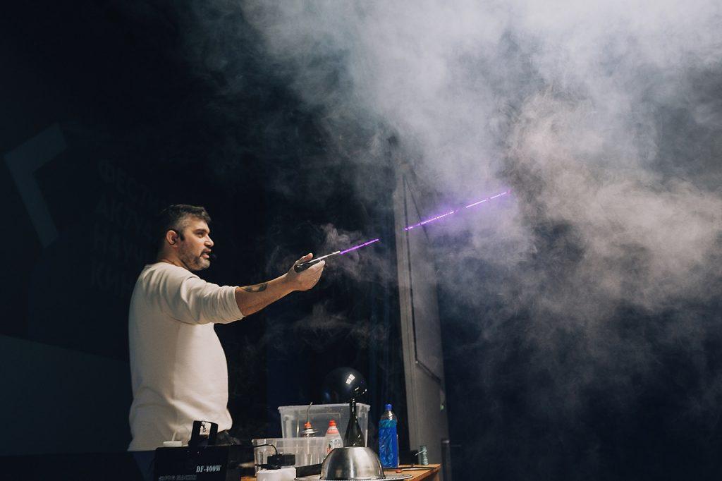 Фестиваль актуального научного кино ФАНК состоится в Дзержинске
