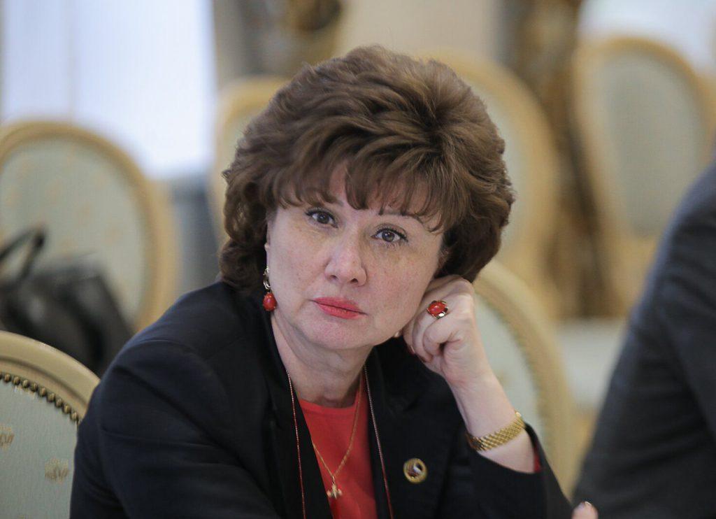 Валентина Цывова: «Важно осознанно подойти к выбору своих депутатов»