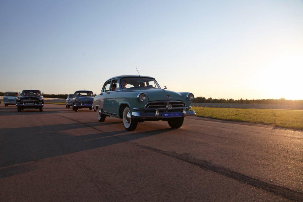 Фестиваль классических автомобилей ГАЗ «Горькийклассик Нижний 800» пройдет вНижнем Новгороде 25 и26мая