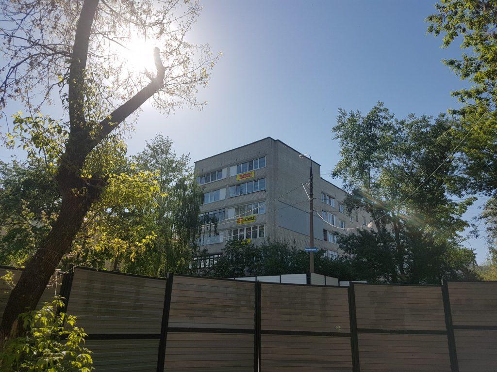 Скандальная стройка гостиницы на Мануфактурной может переехать