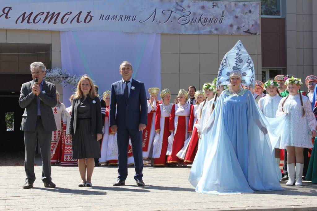 ВБутурлино завершился VIII Всероссийский конкурс исполнителей народной песни «Вишнёвая метель»