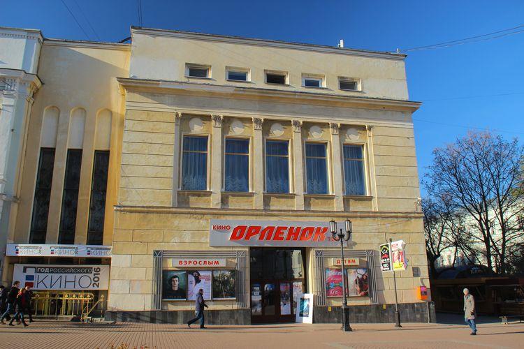 Неделя французского кино пройдет в кинотеатре «Орлёнок»