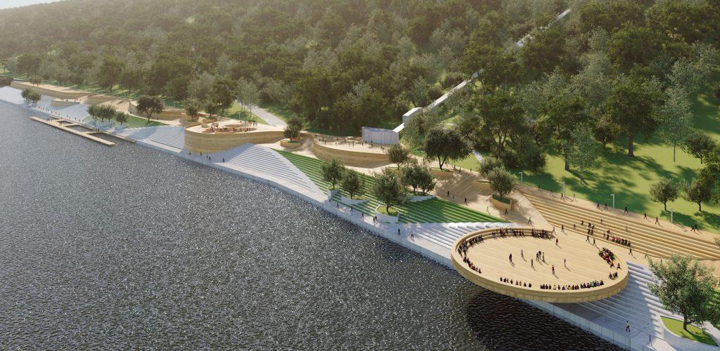 Скейт-парк, беговое кольцо и минифутбол: какая спортивная инфраструктура появится в парке «Швейцария»