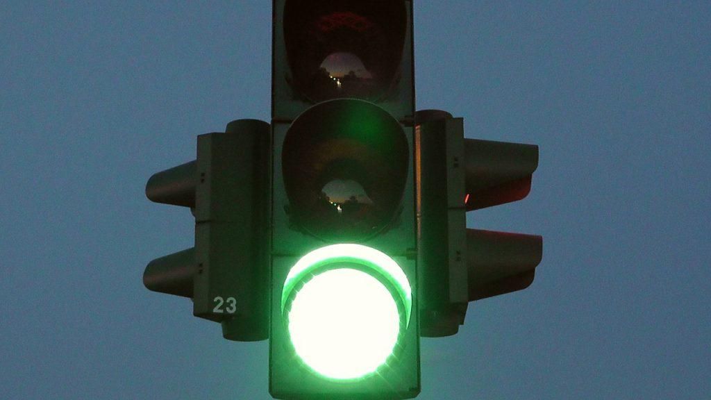 На площади Лядова изменился режим работы светофора
