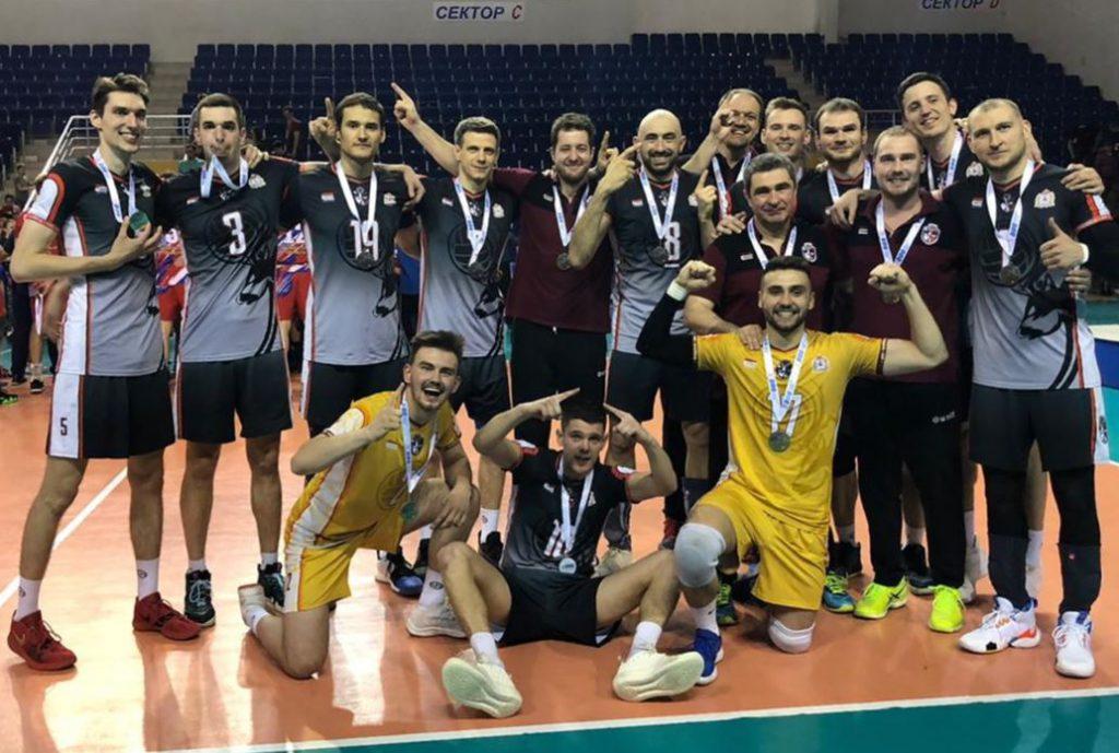 Нижегородские волейболисты победили в решающем матче и вышли в Суперлигу