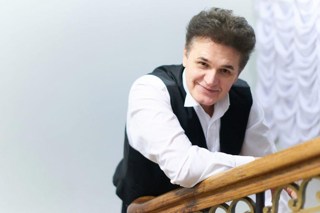 Николай Игнатьев: «Когда тебя все любят, то ты любишь весь мир»