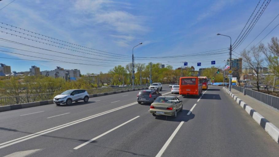 На Канавинском мосту изменили режим работы светофора