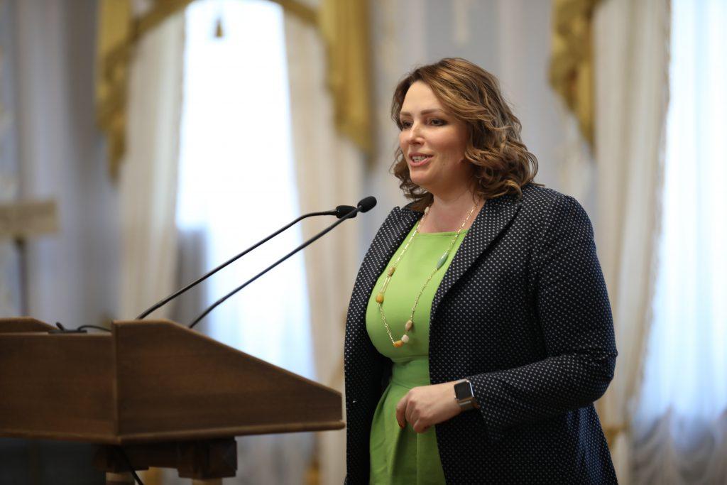 Ольга Щетинина: «Высокая явка на голосовании подтвердила большую степень ответственности нижегородцев за будущее страны»