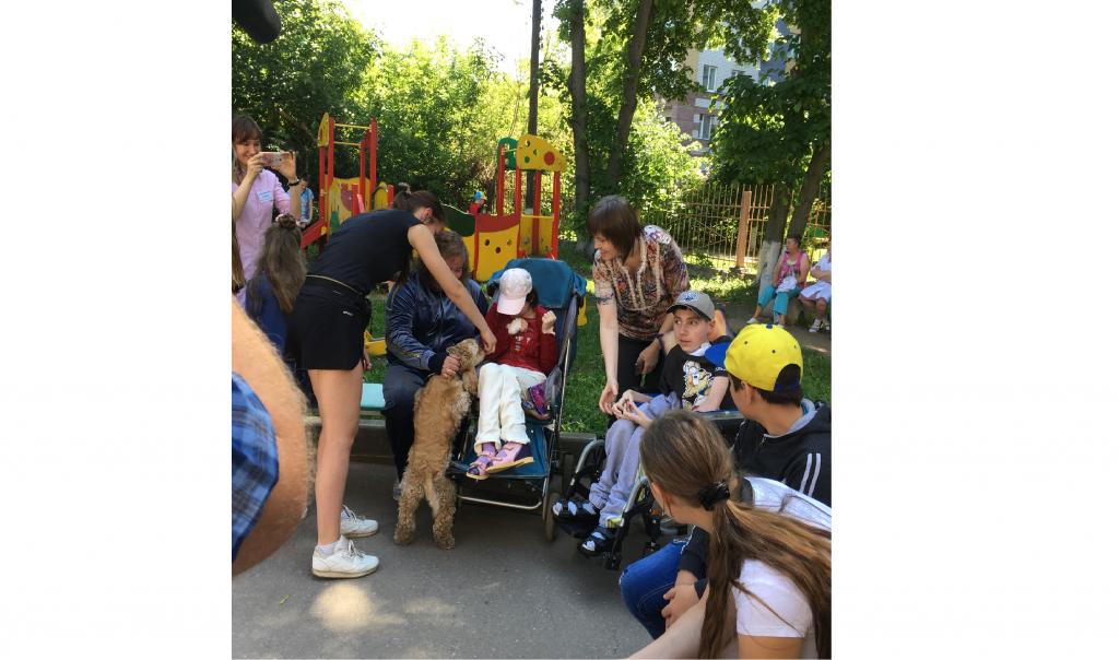 Нижегородская область вошла в ТОП регионов страны по доступности паллиативной помощи детям с особенностями развития