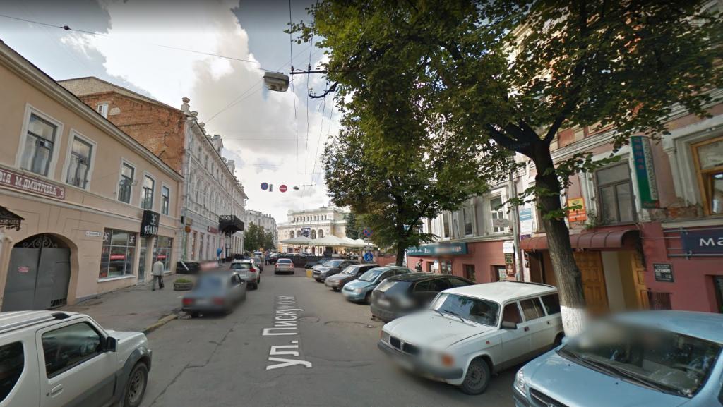 На улице Пискунова ограничат движение транспорта