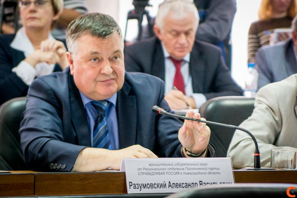 Александр Разумовский: «Решать вопрос с горячим питанием было давно пора»
