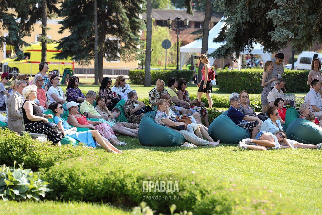 Новый температурный рекорд установился в Нижегородской области