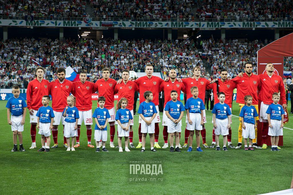 В российскую сборную по футболу могут принять спортсменов из непрофессиональных команд