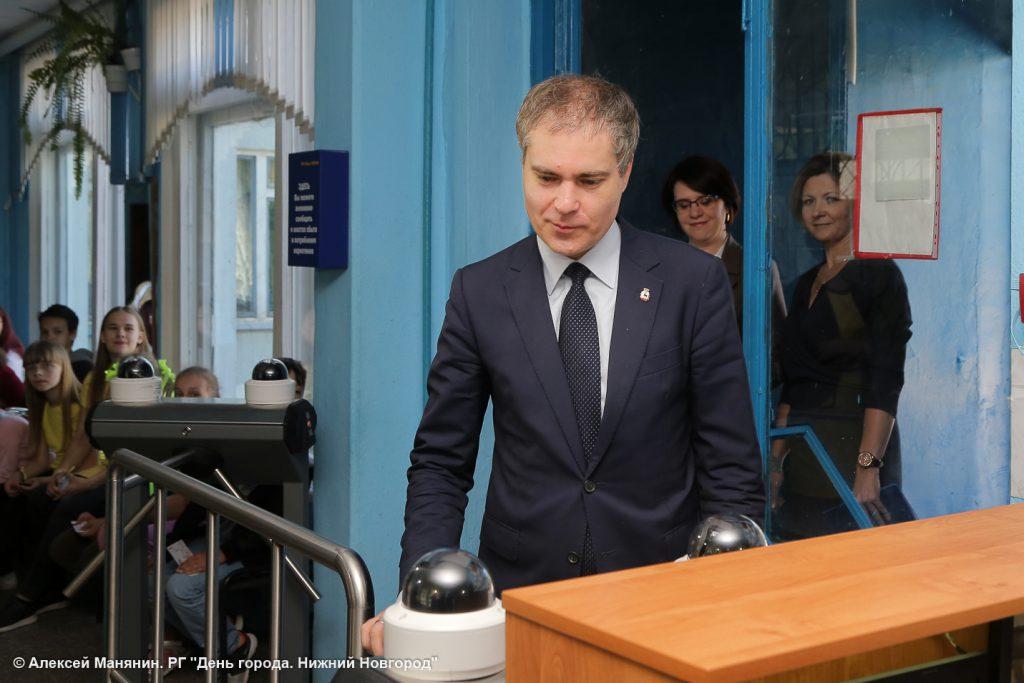 Экс-мэр Нижнего Новгорода Владимир Панов назначен на новую должность