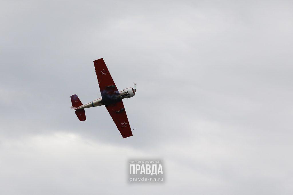 Информация о падении лёгкомоторного самолёта под Дзержинском не подтвердилась