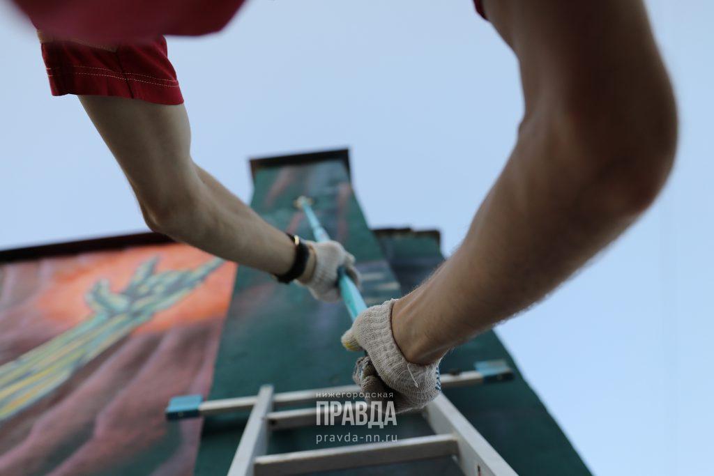 Фестиваль уличного искусства «Место» в Нижнем Новгороде станет международным