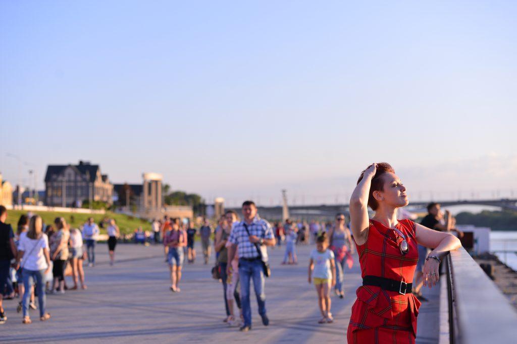 Теплая и солнечная погода порадует нижегородцев на этой неделе