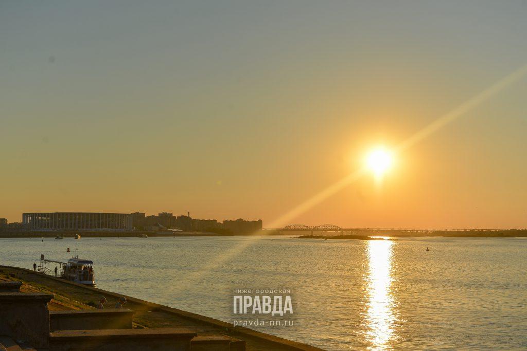 Весна возвращается: какая погода ожидает нижегородцев на этой неделе