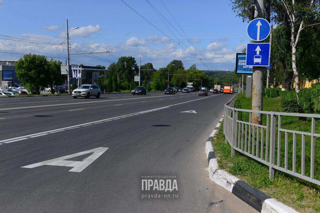 Правда или ложь: выделенку на проспекте Гагарина ликвидируют