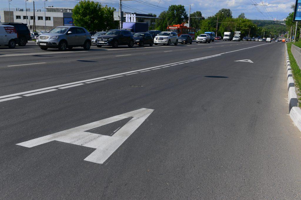 Названы улицы, где появятся выделенные полосы для общественное транспорта в Нижнем Новгороде