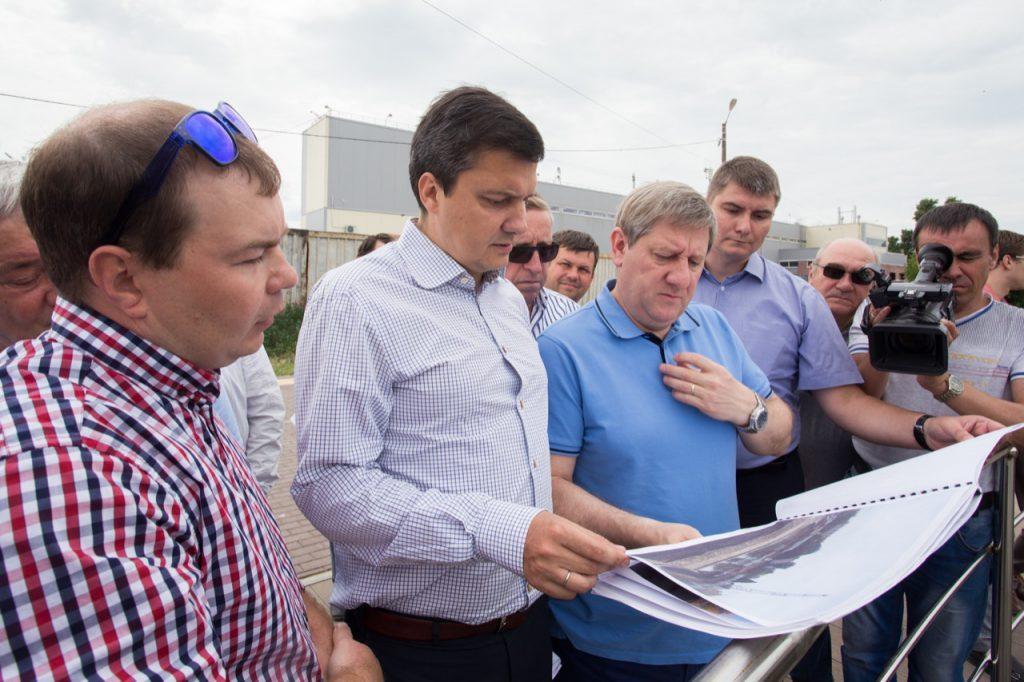 Денис Москвин попросил прокуратуру разобраться в ситуации с высохшим озером на Бору