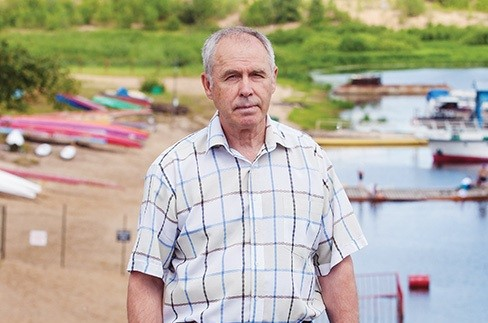 Заслуженный работник физической культуры Геннадий Шушин рассказал о последних успехах нижегородских гребцов