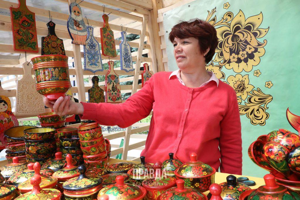 День народных художественных промыслов отметят в Нижнем Новгороде